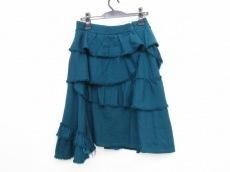 カルシウムのスカート