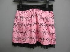 バービーキッズのスカート