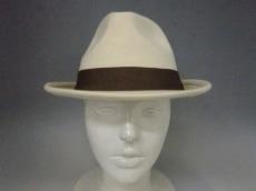 ブラックブラッドダイアモンズの帽子