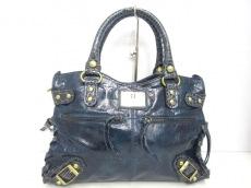 クリアクレアのハンドバッグ