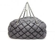 クリアクレアのショルダーバッグ