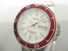ジェイスプリングスの腕時計
