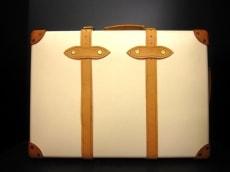 GLOBE TROTTER(グローブトロッター)のサファリのキャリーバッグ