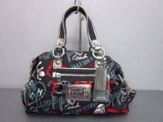COACH(コーチ)のポピー グラフィティ ラクシーサッチェルのハンドバッグ