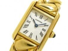 Cartier(カルティエ) 腕時計 マストタンク ----