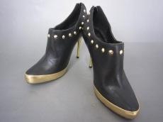 ジェレメッツソロのブーツ