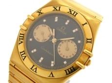 OMEGA(オメガ) 腕時計 コンステレーション ----