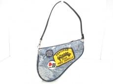 ChristianDior(クリスチャンディオール)のサドルポーチのショルダーバッグ