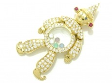 Chopard(ショパール)のピエロハッピーダイヤ