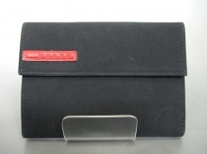 PRADA SPORT(プラダスポーツ)/Wホック財布
