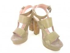aldo castagna(アルドカスターニャ)の靴