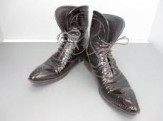 ALEXANDER HOTTO(アレキサンダーオット)のブーツ