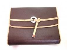4℃(ヨンドシー)/2つ折り財布