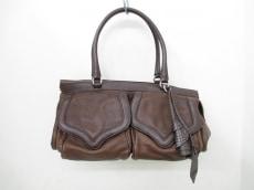 ガンビーニのハンドバッグ
