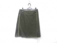 クリハラハルミのスカート