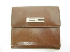 エンリココベリのWホック財布