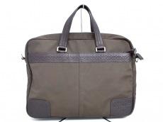 COACH(コーチ)のシグネチャーナイロンブリーフビジネスバッグのビジネスバッグ