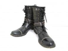 マーブルアーチのブーツ