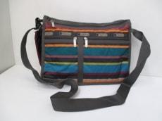 LESPORTSAC(レスポートサック)のデラックスエブリディバッグのショルダーバッグ