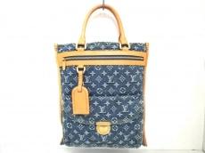 LOUIS VUITTON(ルイヴィトン)のフラット・ショッパーのハンドバッグ