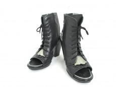 ミスタのブーツ