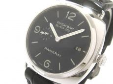 PANERAI(パネライ) 腕時計 ラジオミールブラックシール PAM00388