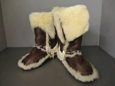 Malibu Cowboy(マリブカウボーイ)のブーツ