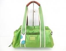 COACH(コーチ)のハンプトンズウィークエンドサッチェルのハンドバッグ