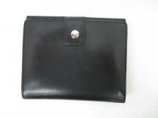 yohjiyamamoto(ヨウジヤマモト)/Wホック財布