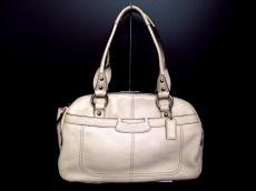 COACH(コーチ)のペネロペ レザー サッチェルのハンドバッグ