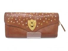 saranam(サラナン)の長財布