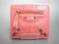 BALENCIAGA(バレンシアガ)/Wホック財布