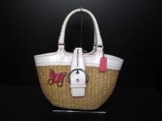 COACH(コーチ)のバタフライストロートートのハンドバッグ
