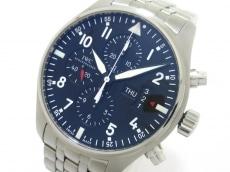 IWC(アイダブリューシー) 腕時計 パイロットウォッチクロノグラフ IW377704