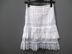 チャロルイスのスカート