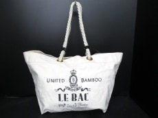 united bamboo(ユナイテッドバンブー)/トートバッグ