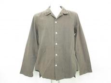 homspun(ホームスパン)のシャツ