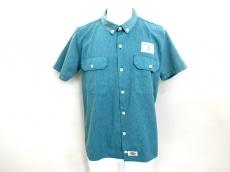 グライム エフェクトのシャツ