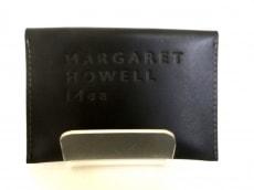 MargaretHowell(マーガレットハウエル)/名刺入れ