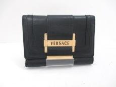 VERSACE(ヴェルサーチ)/Wホック財布
