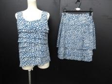 モザイクのスカートセットアップ