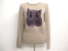 ANDY WARHOL BY HYSTERIC GLAMOUR(アンディ・ウォーホル バイ ヒステリックグラマー)のセーター
