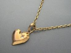 エテプラスのネックレス