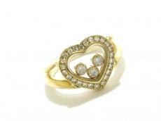 Chopard(ショパール)のハッピーダイヤリング
