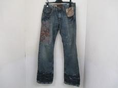 アズールのジーンズ