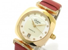 グラスヒュッテオリジナルの腕時計