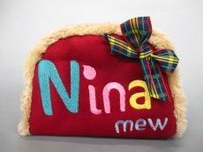ninamew(ニーナミュウ)/ポーチ