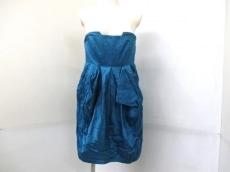 ミントのドレス
