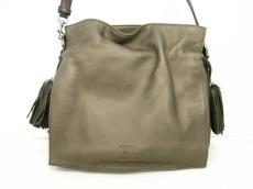 LOEWE(ロエベ)のフラメンコ22のショルダーバッグ