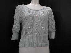 コットンクラウドのセーター